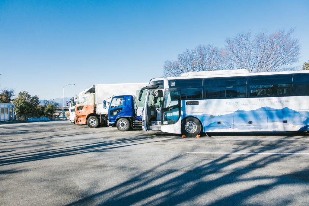 バス トラック