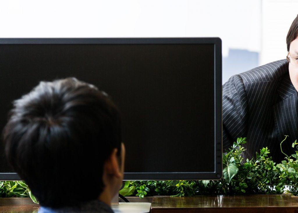 オフィス会話