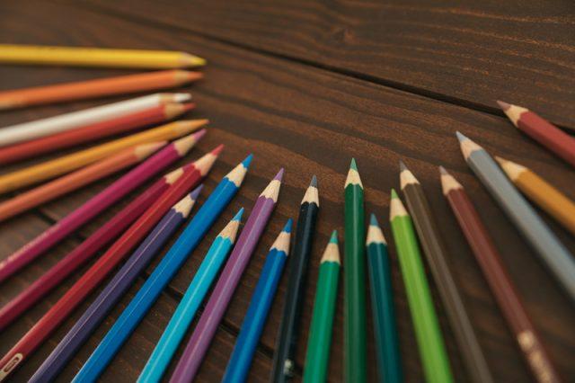 色鉛筆 pencil