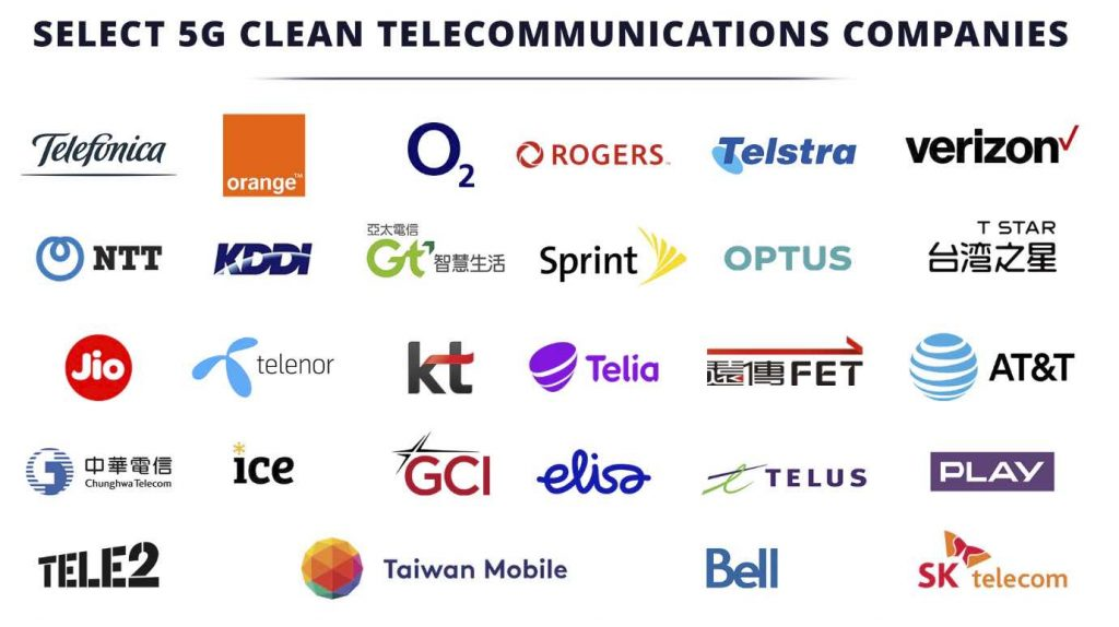 5G The Clean Network